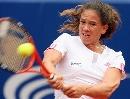 图文:WTA柏林公开赛第四日 施耐德力道强劲