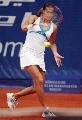 图文:WTA柏林公开赛第四日 毛瑞斯莫跑动回球