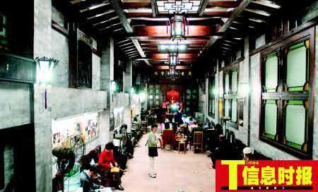 建于民国时期的八和会馆将被保留下来。郭柯堂 摄