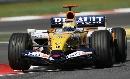 图文:[F1]西班牙站练习 费斯切拉终于冲上第2