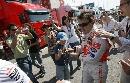 图文:[F1]西班牙站练习 阿隆索是西班牙的英雄