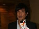 包小柏接受搜狐娱乐专访