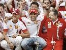 图文:[F1]西班牙站正赛 值得怀念的历史时刻