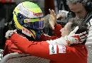 图文:[F1]西班牙站正赛 马萨目前是托德的最爱