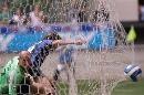 图文:国米4-3逆转拉齐奥 克雷斯波冲进球网