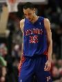 图文:[NBA]公牛战胜活塞 普林斯黯然神伤