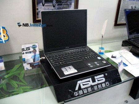 新处理器M520现身,华硕12寸U5F不到9k