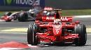 图文:[F1]马萨获西班牙站冠军 比赛中保持领先