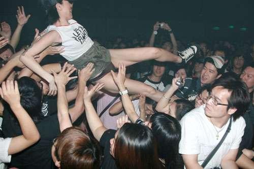 观众high翻