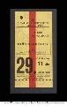 图文:历届冬奥会门票 1964因斯布鲁克冬奥门票