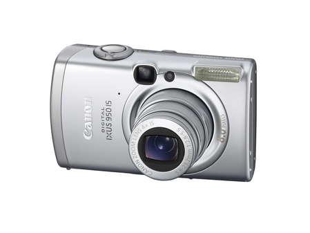 佳能发布DIGITAL IXUS 950 IS数码相机