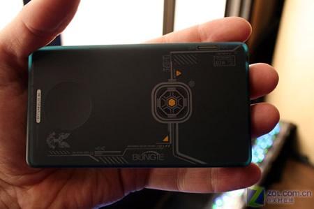 《Halo 3》游戏版Zune播放器曝光(图)