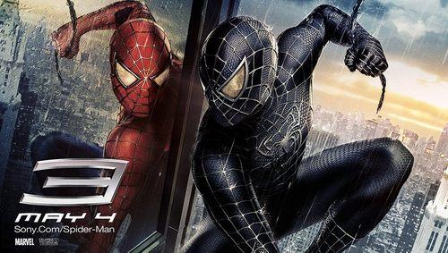 《蜘蛛侠3》剧照