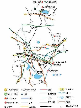 天津开发区地图_天津滨海新区:金融突破(图)-搜狐新闻