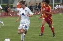 图文:[热身赛]女足VS韩国次战 回追防守