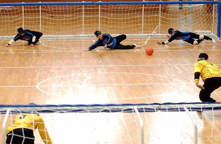 盲人:北京残奥女装介绍男孩门球比赛规则知识图文柳下大扮体操图片