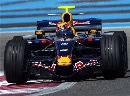 图文:[F1]里卡多赛道测试 这次韦伯会多跑几圈