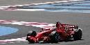 图文:[F1]里卡多赛道测试 法拉利另有醉瓮之意