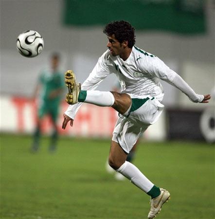 图文:2007亚洲杯沙特队资料 哈特西