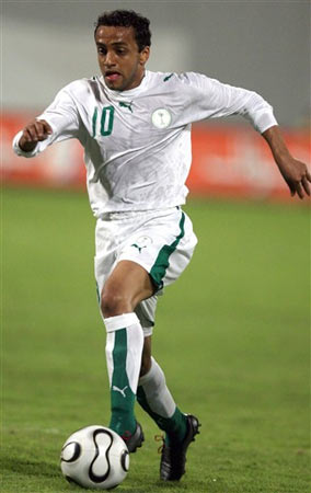 图文:2007亚洲杯沙特队资料 沙尔霍布