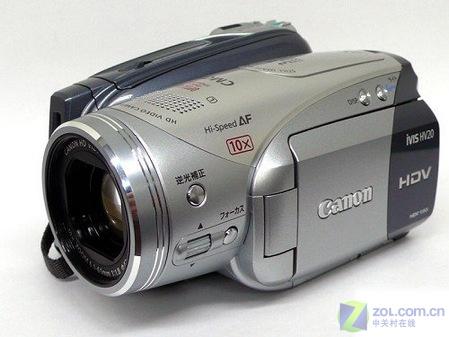 硬盘高清当道 五一期间摄像机销售盘点