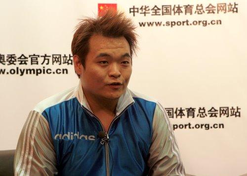 图文:《乒乓世界》做客华奥搜狐 嘉宾喜形于色