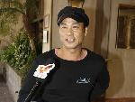 任达华接受搜狐娱乐采访