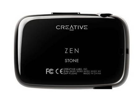 """创新""""Zen 石头""""亮相 1GB仅售40美金"""