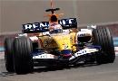 图文:[F1]里卡多赛道测试  科瓦莱宁进行练习