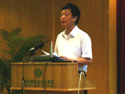 南京市市委副书记常务副市长陈家宝
