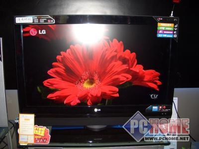 点击查看本文图片 价格趋向稳定 LG 42LC7R液晶电视适中