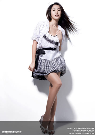 尹恩惠 演绎盛夏时尚