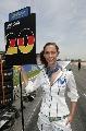 图文:[F1]西班牙大奖赛美女 苏蒂尔的车模
