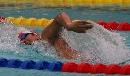 图文:全国游泳冠军赛第三日 于成龙扩大领先