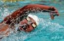 图文:游泳冠军赛第三日 女子400自由泳汤景之