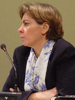 世界银行行长女友。资料图