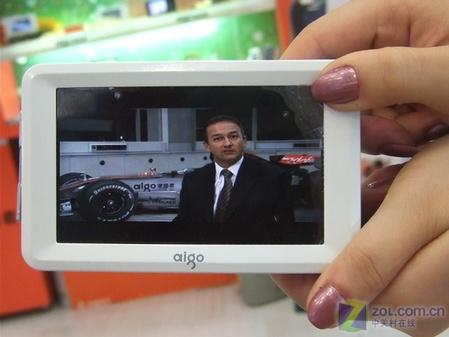 RM视频 爱国者P881热卖