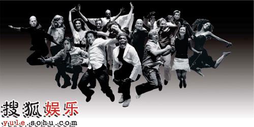 组图:戛纳最新海报众星跳跃—顶级影人汇聚