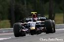 图文:[F1]里卡多赛道测试 斯皮德在比赛中