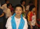 图文:全国女子举重锦标赛 杨炼状态不错