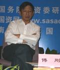 傅刚,2007城市国资论坛