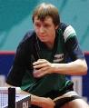 图文:世乒赛白俄罗斯队全体队员 库恰克