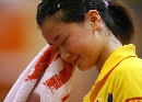 图文:热身赛中国5-0奥地利 彭陆洋思考战术