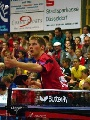 图文:世乒赛德国全体队员 男单选手斯特格
