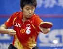 图文:世乒赛中国队全体队员 女4号种子郭跃