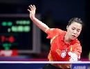 图文:世乒赛中国队全体队员 女2号种子王楠