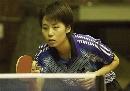 图文:世乒赛韩国队队员介绍 美女选手李恩姬