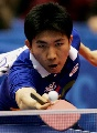 图文:世乒赛韩国队队员介绍 来势汹汹的柳承敏