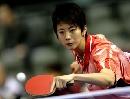 图文:世乒赛中国台北全体队员 女单队员陆云凤