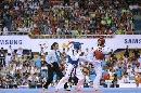 图文:世锦赛男子67公斤级半决赛 不惧艰险